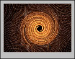 22-05-13 Harmonograph: Inside the helix by bjman