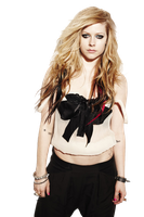 Pack 4 png de avril lavigne by Jeesy