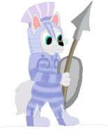 Dr Wolf In Battel Gir by daylover1313