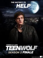 Isaac - Teen Wolf Season 2 Finale poster by FastMike