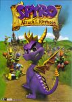 Spyro: Attack of the Rhynocs Poster by Adjeca