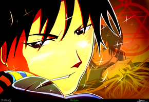 The Flame Alchemist by Mookyloo-Old
