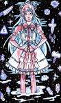 Exoskeleton Alien Space Princess/Lolita by chappy-lips