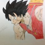 Luffy Gear Second Stance by fakhri821999