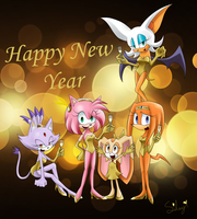 Happy New Year 2015 by SweetSilvy
