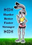 Judy training by dariamorgan