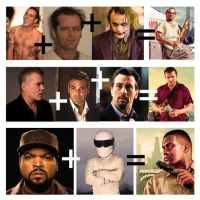 How I see the main protagonists of GTA V by kcgallery