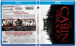 Cabin In The Woods Blu-ray Cover by themadbutcher