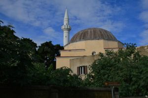 Muslim Temple in Greece by Sci-rose