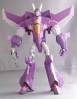 TFA Cyclonus Bot Mode by Shinobitron