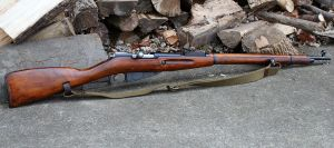 1942 Izhevsk Mosin Nagant M91/30 by PLutonius