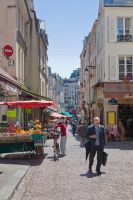 Rue Mouffetard by dnbly