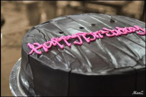 B'day Cake by MonZ88