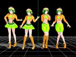 PD Gumi EXTEND + DL by Myth-P