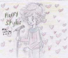 harry will sing a song by jaimie07