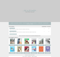 Free So Sugary design 004# - blue by Efruse