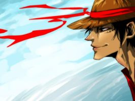 Red Line by flaiil