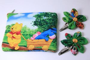 Pooh Bear Coin Purse by kokito85