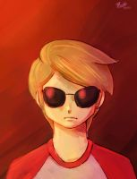 Dave Strider by BlooDinner