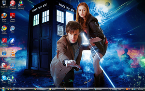 ID - Doctor Who fangirlism by survivekaleidoscope