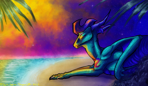 Paradise by Dark-Spine-Dragon