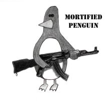Mortified Penguin AK by Dubious1