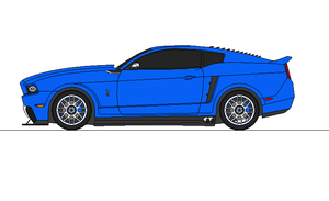 2014 Mustang Shelby SuperSnake by airsoftfarmer