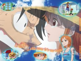The promise of Nami by ItachiGrayDLuffy