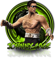 Johnny Cage by xDarkArchangel