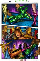 pages  by  ultimate comics  5 by joseisai