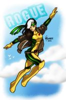 90's Rogue by Cahnartist