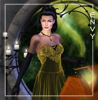 7 Deadly Treks - Envy by mylochka