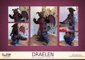 Draelen by Adele-Waldrom