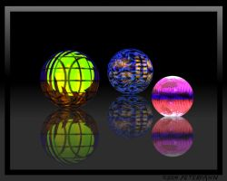 Marbles by PeterPawn