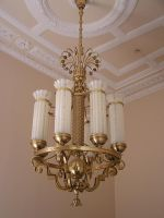 chandelier 05 by Caltha-stock