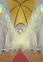 Challenge#2: CATHEDRALL HALL by pin9yuu