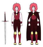 Updated Strawberry Quartz Ref (Yes, AGAIN) by unoriginaI
