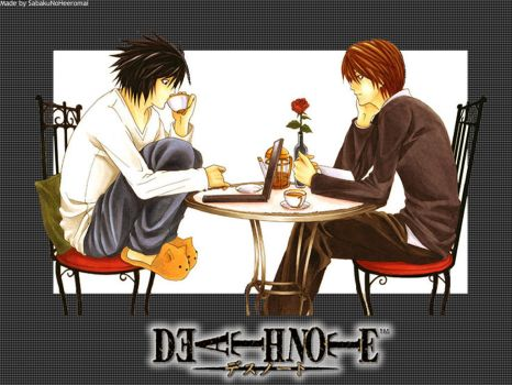 Death Note Cafe Wallie by SabakuNoHeeromai