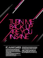 TURN ME BACK UP by Find-The-In-Between