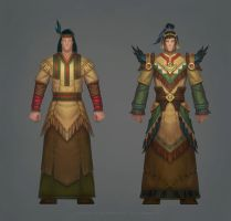 Priden Mage Costumes by any-s-kill