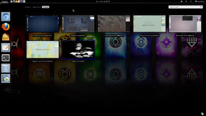 Gnome 3 theme selector rehash by SuprVillain