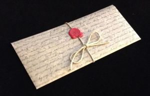 Steampunk Envelope by IndustrialComics