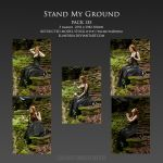Stand My Ground Pack 135 by Elandria