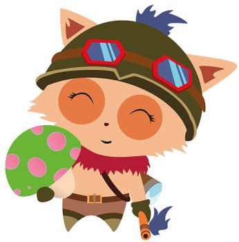 teemo by fyreal