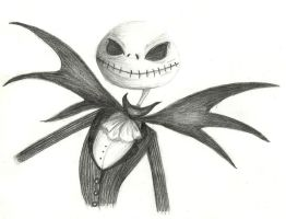 Jack Skellington by emozya