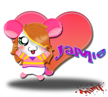 I AM JAMIE by MimiTheFox