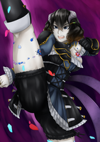 [Bloodstained] Miriam by chanary