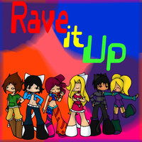 Rave it Up Cover by ladykayra