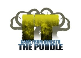 It Came From Beneath The Puddle Logo by ArtmasterRich