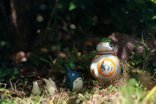 My Neighbour BB-8 by Awesomealexis1